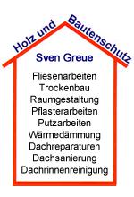 Sven Greue Holz- und Bautenschutz